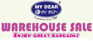 mydear sale 2013